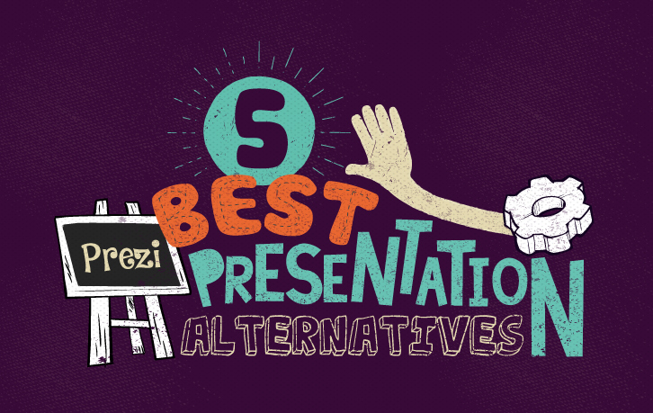 Prezi presentation alternative