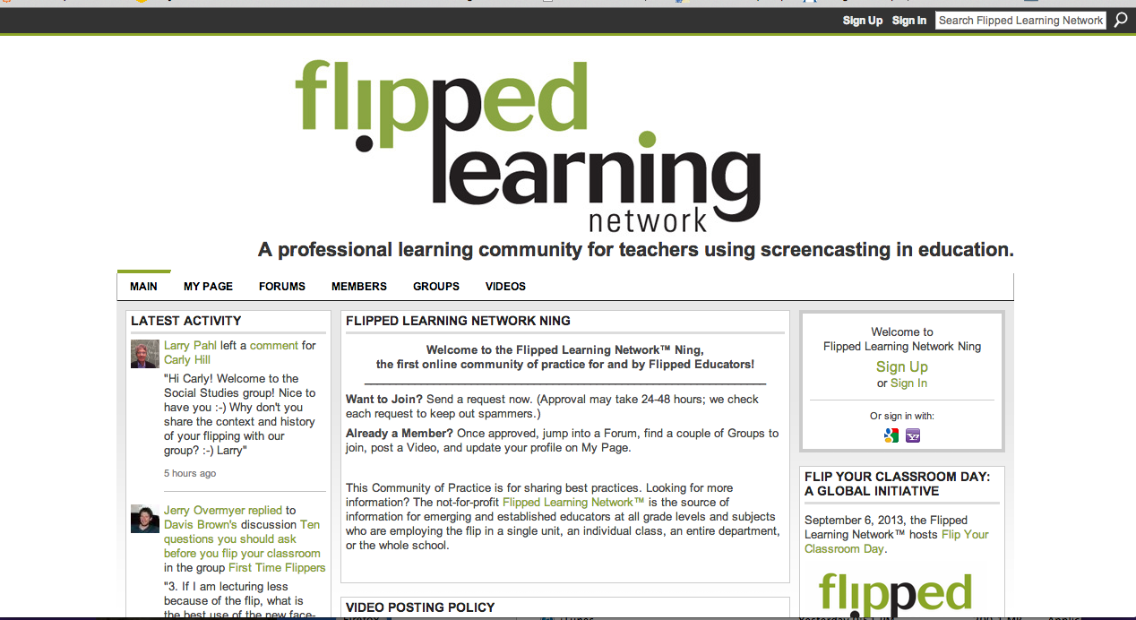 the flipped classroom method essay Free essay: the advantages of using the flipped classroom model in the efl classroom in nicaragua quoting nelson mandela, ¨education is the most powerful.