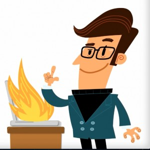 Presentation tips, presentation mistakes, Michael Bay, Public Speaking, presentation, animation, video,