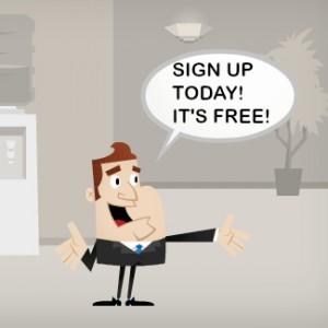 animation, animated presentation, call to action, public speaking, marketing, advertising