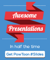 PowToon slides