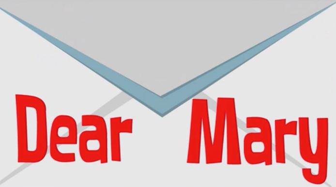 Dear mary2