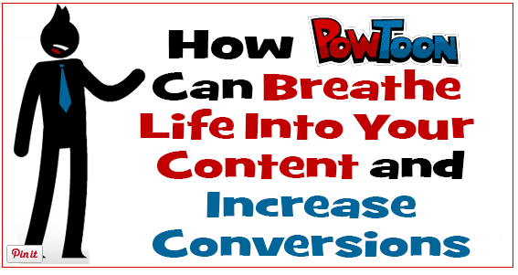How I'm Using Powtoon to Improve Conversions and Increase Email Subscribers