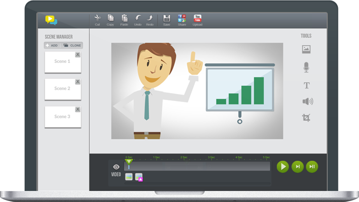 online presentation maker like prezi