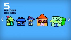 PowToon animation software premium templates